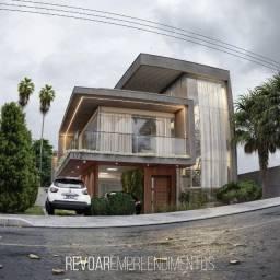 Casa de Alto Padrão Personalizada - Condomínio Quintas da Colina