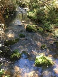 Terreno com rio em Urubici!