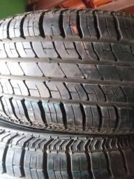 2/ pneus 2056015/ continental seminovos com 95% de borracha valor do par 520$$