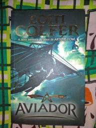 Livro Aviador (Eoin Colfer)