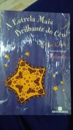 Livro A estrela mais brilhante do céu