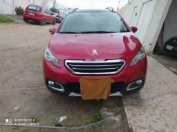 Vendo um Peugeot 2008 1,6 griffer ano 2016/2017