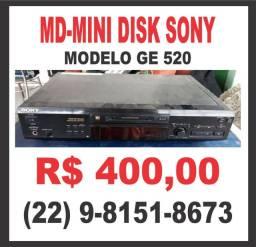 MD mini disk Sony