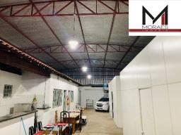 Título do anúncio: Vendo Galpão/barracão bem localizado com renda de 2.000,00 por mês