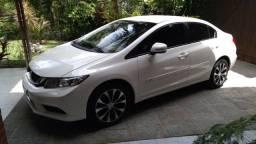 Honda civic 2015 2.0 2 dono muito novo