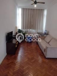 Apartamento à venda com 3 dormitórios em Flamengo, Rio de janeiro cod:FL3AP34725