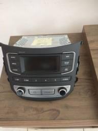 Rádio HB20 original bluetooth