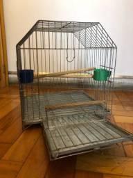Gaiola De Metal para Pássaros