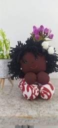 Boneca Negra / Afro.
