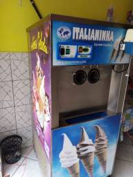 Maquina de sorvete expresso (Italianinha)