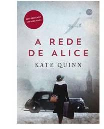 Título do anúncio: Livro A rede de Alice