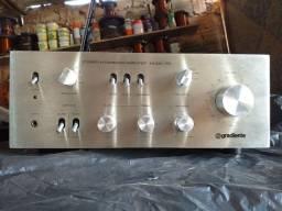 Amplificador gradiente model 120,  500 reais