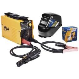 Kit Inversor de Solda com Máscara Kala 130Amperes Bivolt