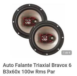 Bravox100 wats p/porta 60reais