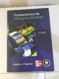 Livro Fundamentos de Máquinas Elétricas Chapman