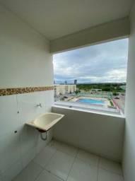 Alugo apartamento novo no condomínio Acauã