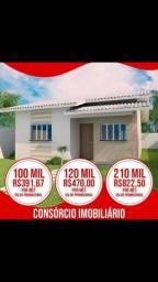 Casas e apartamento
