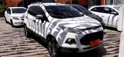 EcoSport 2014 Freestyle 1.6 completo + Gnv ( 5mil+ 48x 1.143,00