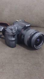 Câmera Sony STL A58, Lente 18-55mm
