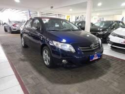 Título do anúncio: Corolla 1.8 XLI 2009 Automático Primeiríssima