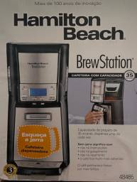 Cafeteira Hamilton Brew Station