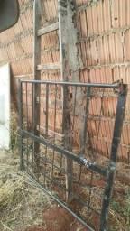 Título do anúncio: Portaozinho de corredor feito em serralheria med 1.11x1.mts