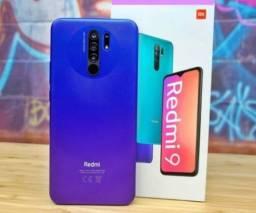 Que tal um aparelho celular original de 128 gigas barato? Xiaomi Redmi 9  128 GB