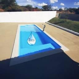 Título do anúncio: EFG- Piscinas de Fibra de 7 metros com Menor Preço e Qualidade só aqui na D'Lucca !!