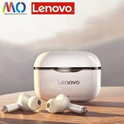 Fone De Ouvido Lenovo LP1 TWS Wireless Bluetooth 5.0 100% Original