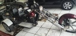 Título do anúncio: Triciclo motor fox 1.4 flex ano 82