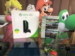 Xbox 360 com kinect. Venha conhecer a maior loja de ganes do ABC!