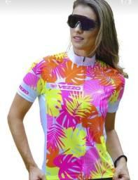Camisa Ciclismo Feminina Vezzo - Flow ?G?