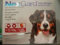 Título do anúncio: Nexgard de 25 a 50 kg doze única palatavel