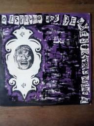 Vinil Lp Câmbio Negro HC - O espelho dos deuses