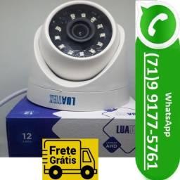 Câmera De Segurança Ou Vigilância 1080p Dome Luatek Lcm2420 (NOVO)