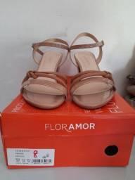 Sapato Flor Amor N' 37