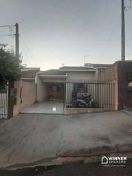Título do anúncio: Casa com 2 dormitórios à venda, 63 m² por R$ 160.000,00 - Jardim Ana Ligia - Mandaguaçu/PR