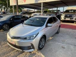 Toyota Corolla gli 1.8 2018 automático !