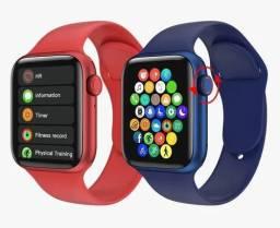 Smartwatch IWO 13 Pro (W56) + Capinha Proteção + Pulseira Extra