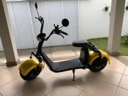 Scooter Elétrica Neon Motors Chubby2 2.000w Zerada