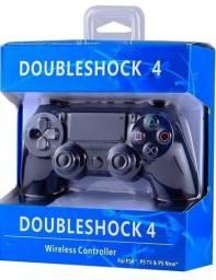 Controle PS4 DoubleShock 4 (novo)