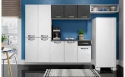 Cozinha completa aço 790