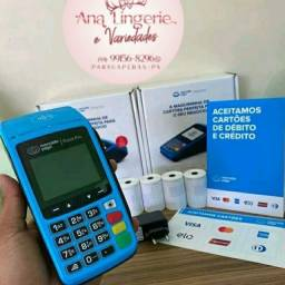 Máquina Cartão mercado pago