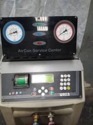 Título do anúncio: Recicladora de gás de ar-condicionado automotivo automática