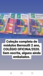 Bernoulli 2 ano - Módulos / Apostilas