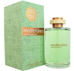Perfume Antônio bandeira mediterrâneo 100 ml