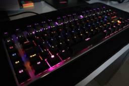 Teclado Mecânico Gamer Bionic - oex tc601
