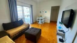 Título do anúncio: Apartamento 2 quartos + dependência Centro de Guarapari
