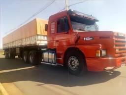 Scania 113 + LS graneleiro