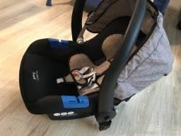 Título do anúncio: Bebê Conforto Burigotto Touring Evolution Com Base Inclusa